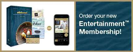 Order your new Entertainment Membership