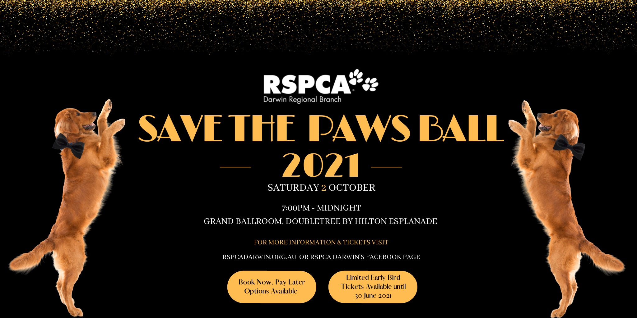 Save the Paws Ball